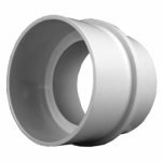 Charlotte Pipe & Foundry PVC 00117X 0800HA S&D Adapter Bushing