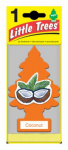 "Car Freshner U1P-10317 Coconut ""Little Tree"" Air Freshener"
