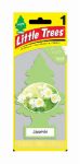 Car Freshner U1P-10433 Jasmin Air Freshener - 24 Pack