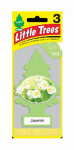 "Car Freshner U3S-32033 3-Pak Jasmin ""Little Tree"" Air Fresheners"