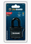 Master Lock 1804D 1-9/16 Inch Weatherproof Covered Laminated Steel Padlock