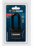 Master Lock 1804DLH 1-9/16 Inch Long-Shackle Covered Laminated Padlock