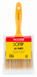 Wooster Brush Q3108-4 Softip Paintbrush, 4-Inch