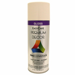 True Value Mfg PDS15-AER Enamel Spray Paint, Heirloom White Gloss, 12-oz.