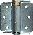 National Mfg/Spectrum Brands Hhi N115-055 Screen & Storm Door Hinge, Adjustable, Zinc, 3-In., 2-Pk.
