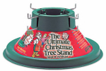 H M S Mfg 103-12 The Ultimate Christmas Tree Stand, 6-In. Trunk Diameter, Holds 8-Ft. Tree