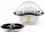 West Bend Dba/Focus Electrics 86628 Electric Egg Cooker