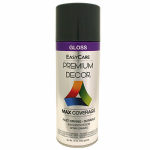 True Value Mfg PDS70-AER Enamel Spray Paint, Slate Gray Gloss, 12-oz.