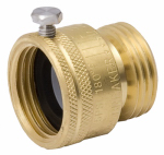 B&K 108-904 Vacuum Breaker, Brass, .75-In.