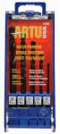 Artu Usa 01505 Multi-Purpose Drill Bits, 5-Pc. Set
