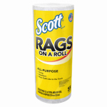 Kimberly Clark/Scott Diy Bus 75230 55-Count Scott Rags White Paper Towels