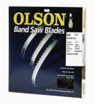Olson Saw 82164 Bi-Metal Bandsaw Blade, .5 x 64.5-In., 10/14-TPI