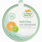 Beaumont Products 6164712791-6PK Fresh Citrus 100% Natural Solid Air Freshener, 8-oz.