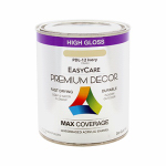 True Value Mfg PDL12-QT Ivory Gloss Enamel Paint, Qt.