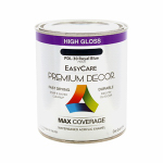 True Value Mfg PDL30-QT Premium Decor Royal Blue Gloss Enamel Paint, Qt.