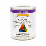 True Value Mfg PDL40-QT Premium Decor Sunflower Yellow Gloss Enamel Paint, Qt.