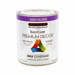 True Value Mfg PDL60-QT Leather Brown Gloss Enamel Paint, Qt.