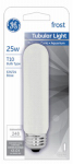 G E Lighting 45513 25-Watt Frosted Tubular Light Bulb