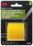 3M 03442NA Lens Repair Tape, Amber, 1-7/8 x 60-In.