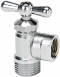 Mueller 102-202 1/2'' FPT Washing Machine Valve