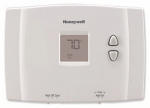 Honeywell Home/Bldg Center RTH111B1016 Digital Manual Thermostat