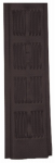 Air Vent 84304 Aluminum Continuous Soffit Vent, Brown, 8-Ft.
