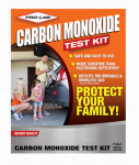 Professional Lab CA101 Professional Carbon Monoxide Test Kit/ Detector