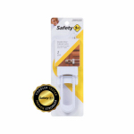 Safety 1St/Dorel 11002 2-Pack Cabinet Slide Lock