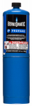 Worthington Cylinder 305558 14.1OZ Pol Gas Cylinder - 12 Pack