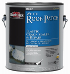 Gardner-Gibson 5227-1-20 Roof Patch, White Acrylic, 3.6-Qts.