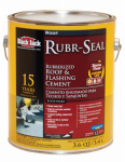 Gardner-Gibson 6148-9-34 3.6 QT Pro Series #21 Rubberized SBS Roof Cement