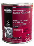 Gardner-Gibson 6230-9-14 29 FL OZ. Black Jack All Weather Roof Cement
