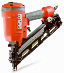 Senco Fastening Systems 4G0001N FinishPro Finish Nailer, Oil-Free, 34 , 15-Ga., 1-1/2 to 2-1/2-In.