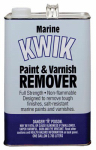 Barr The GMR956 Marine Paint & Varnish Remover, 1-Gal.