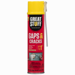 Dow Chemical 157911 20-oz. Gaps & Cracks Minimal Expanding Foam Sealant