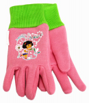 Midwest Quality Gloves DE102T Kids' Dora The Explorer Cotton Jersey Gloves