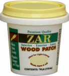 United Gilsonite Lab 30906 Latex Wood Patch, Neutral, Interior/Exterior, 1/2-Pt.