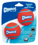 Petmate 057402 Chuckit! 2-Pack Medium Tennis Ball