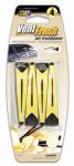 Auto Expressions VNT-23 Auto Air Freshener, Vent Fresh, Vanilla Vent