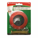 Fluidmaster 6106 Tank-To-Bowl Gasket & 3 Bolts, 2.75-In.