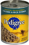 Mars Petcare Us 91907 Dog Food, Chicken & Rice Dinner, 13.2-oz., Must Be Purchased in Quantities of 24