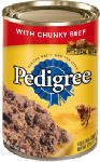 Mars Petcare US 11006 22OZ Ground Beef Food - 12 Pack