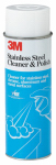 3M Commercial 14002 21.5 OZ Stainless Steel Cleaner & Polish