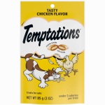 Mars Petcare Us 72306 Whiskas 3-oz. Temptations Tender Chicken Cat Treats