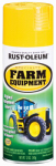 Rust-Oleum 7443-830 Stops Rust Farm & Equipment Spray Paint, John Deere Yellow, 12-oz.