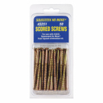 O'berry Enterprises 3251 Replacement Screws For Squeak No More Kit, 50-Pack