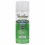 Rust-Oleum 250281 Varathane 12-oz. Outdoor Crystal Clear Satin Finish