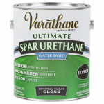Rust-Oleum 250031 Varathane Gallon Outdoor Crystal Clear Gloss