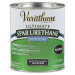 Rust-Oleum 250041H Varathane Qt. Outdoor Crystal Clear Gloss
