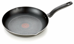 T-Fal/Wearever B1670564 Initiatives Saute Pan, Non-Stick, Grey, 10-In.